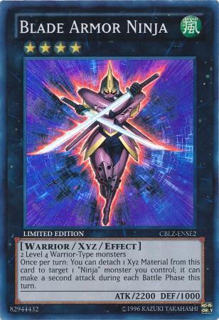 Blade Armor Ninja (#CBLZ-ENSE2)