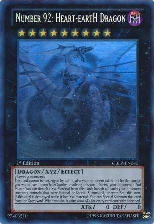 Number 92: Heart-eartH Dragon (#CBLZ-EN045)