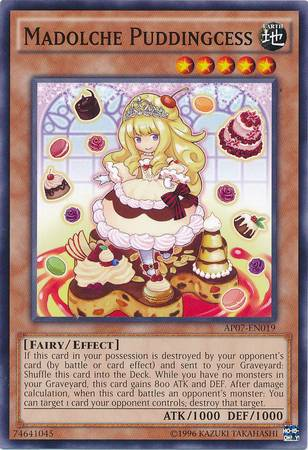 Madolche Puddingcess (#AP07-EN019)