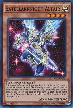 Satellarknight Altair (#AP07-EN004)