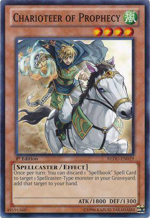 Charioteer of Prophecy (#REDU-EN019)