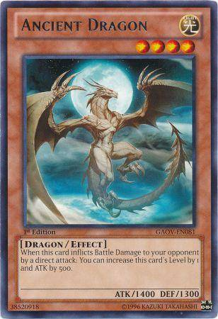 Ancient Dragon (#GAOV-EN081)