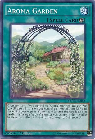 Aroma Garden (#CORE-EN062)