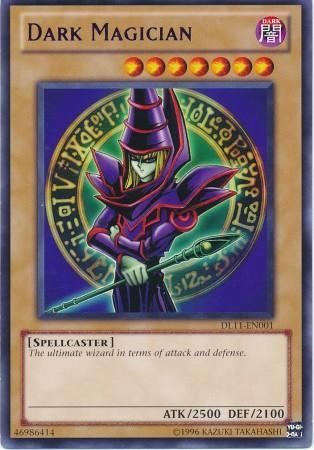 Dark Magician (#DL11-EN001)