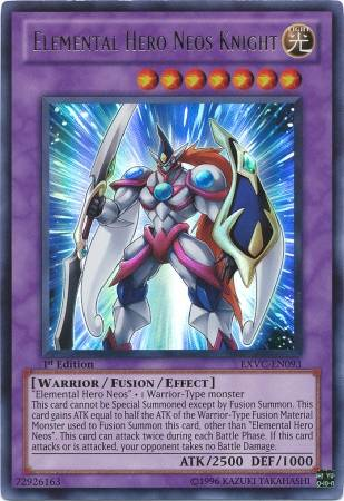Elemental HERO Neos Knight (#EXVC-EN093)
