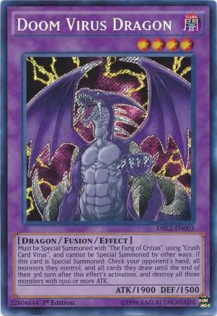 Doom Virus Dragon (#DRL2-EN003)