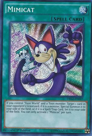 Mimicat (#DRL2-EN027)