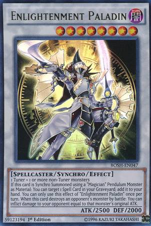 Enlightenment Paladin (#BOSH-EN047)
