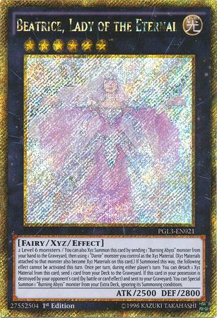 Beatrice, Lady of the Eternal (#PGL3-EN021)