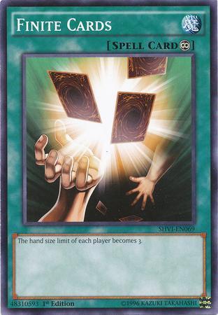 Finite Cards