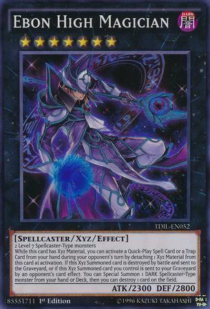 Ebon High Magician (#TDIL-EN052)