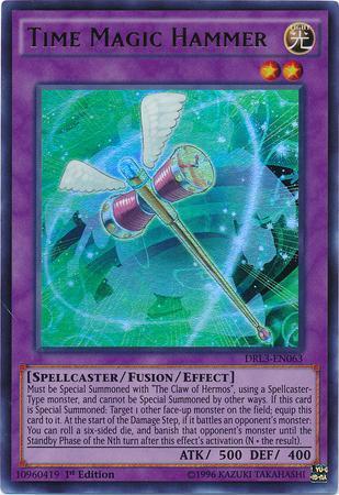 Time Magic Hammer (#DRL3-EN063)