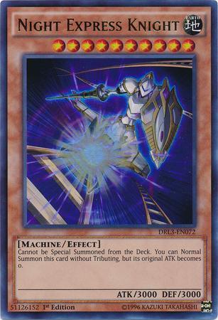 Night Express Knight (#DRL3-EN072)