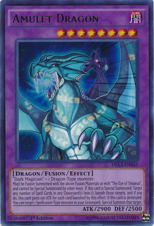Amulet Dragon (#DRL3-EN043)