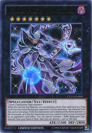 Ebon High Magician (#CT13-EN004)