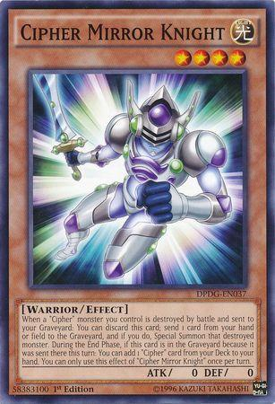 Cipher Mirror Knight (#DPDG-EN037)