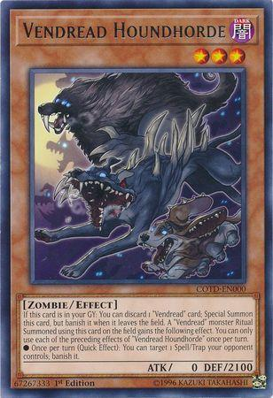Vendread Houndhorde (#COTD-EN000)