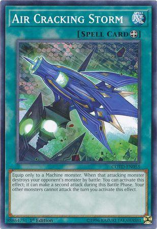 Air Cracking Storm (#COTD-EN055)