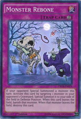 Monster Rebone (#CROS-EN079)