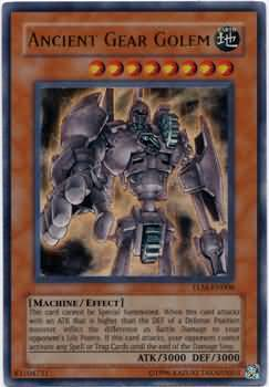 Ancient Gear Golem (#TLM-EN006)