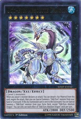 Odd-Eyes Absolute Dragon (#SDMP-EN042)