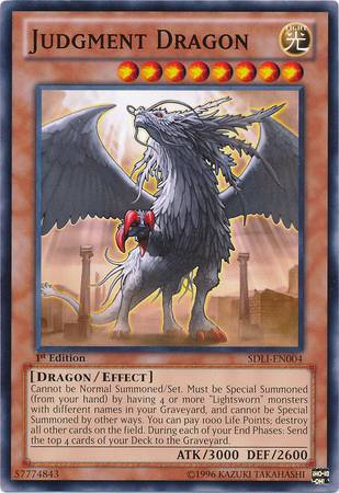 Judgment Dragon (#SDLI-EN004)