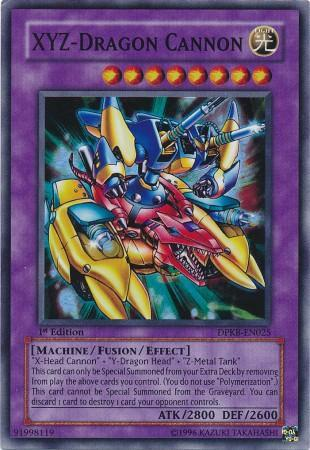 XYZ-Dragon Cannon (#DPKB-EN025)