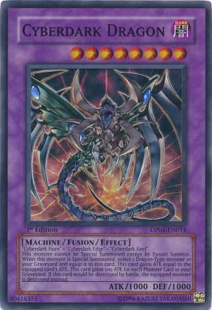 Cyberdark Dragon (#DP04-EN014)
