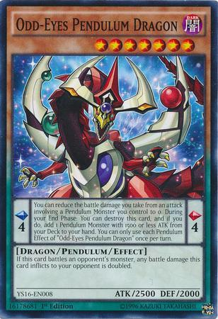 Odd-Eyes Pendulum Dragon (#YS16-EN008)