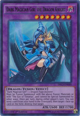 Dark Magician Girl the Dragon Knight (#DRL3-EN044)
