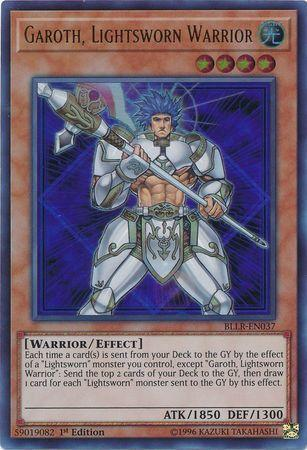Garoth, Lightsworn Warrior (#BLLR-EN037)