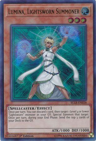 Lumina, Lightsworn Summoner (#BLLR-EN038)