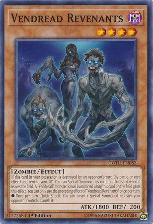 Revivido Vendorror / Vendread Revenants (#COTD-EN083)