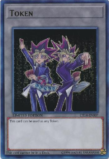 Yugi Token (#CT14-EN007)